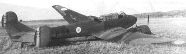 Бомбардировщик Potez 633