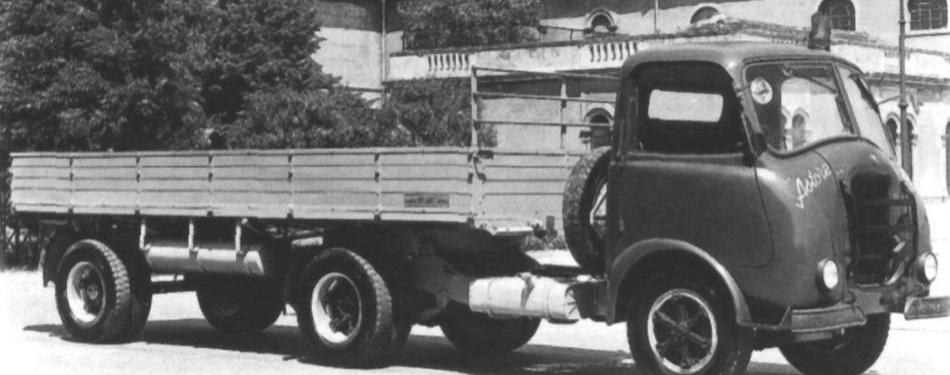 Седельный тягач Alfa Romeo 430-RE