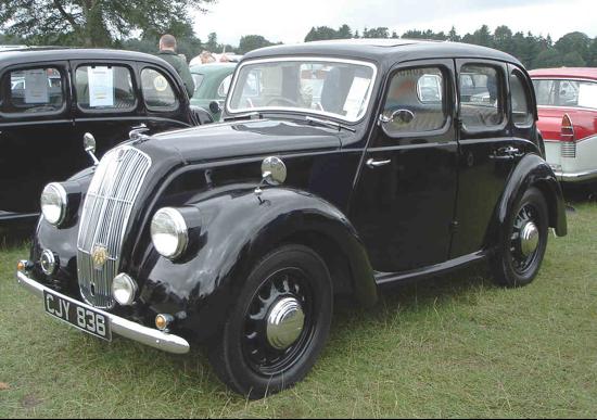 Автомобиль Morris 8 Series E (седан)