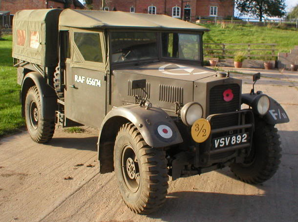Humber Snipe 8 cwt