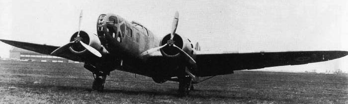 Бомбардировщик Bloch MB.131