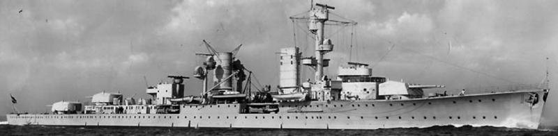 Легкий крейсер «Karlsruhe»
