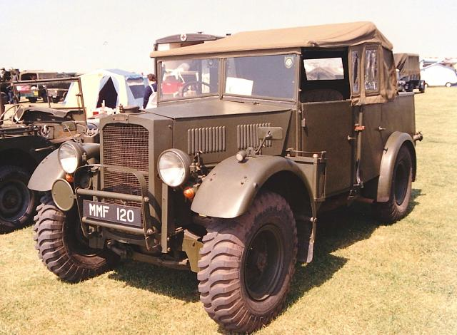Кабриолет Humber FWD