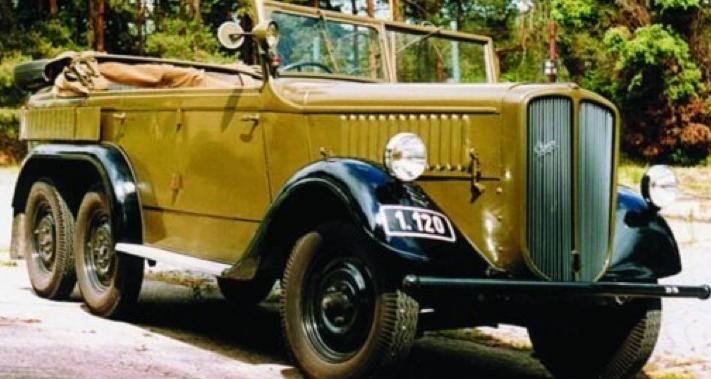 Автомобиль Prada AV