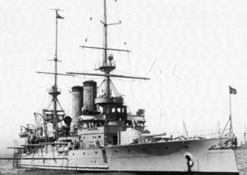 Броненосец береговой обороны «Eidsvold»