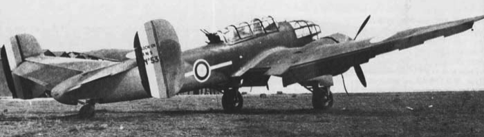 Бомбардировщик Bloch MB.174