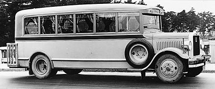 Автобус Mitsubishi Fuso В-46