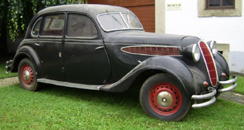 Седан BMW-326