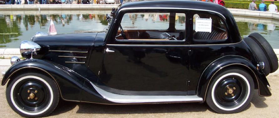 Седан Tatra 57-A