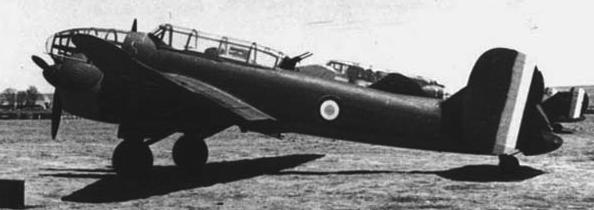 Бомбардировщик Bloch MB.175