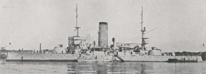 Броненосец береговой обороны «Tordenskjold»