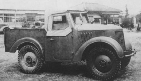Пикап Kurogane Type 95