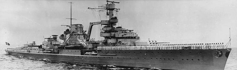Легкий крейсер «Leipzig»