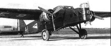 Бомбардировщик Bloch MB.200