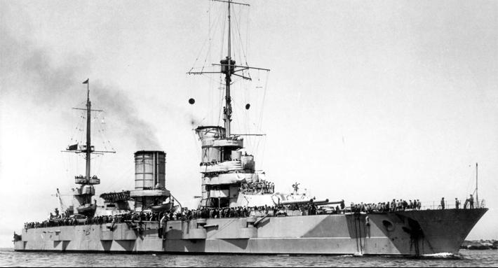 Линейный корабль «Парижская коммуна»