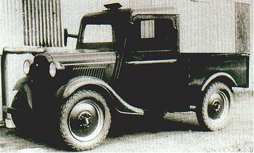 Пикап Datsun 13-Т