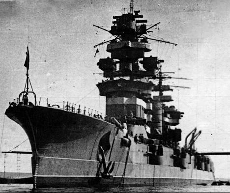 Линейный корабль «Парижская коммуна» («Севастополь»)