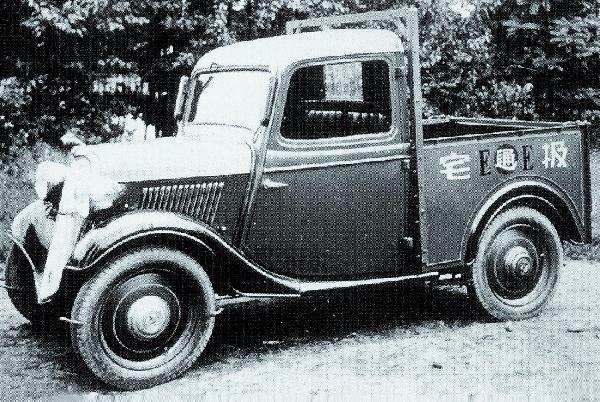 Пикап Datsun 14-Т