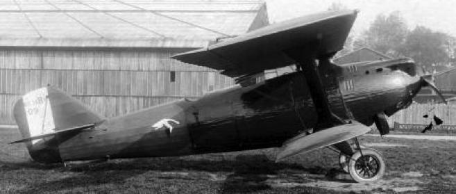 Бомбардировщик Breguet Br.19-B2