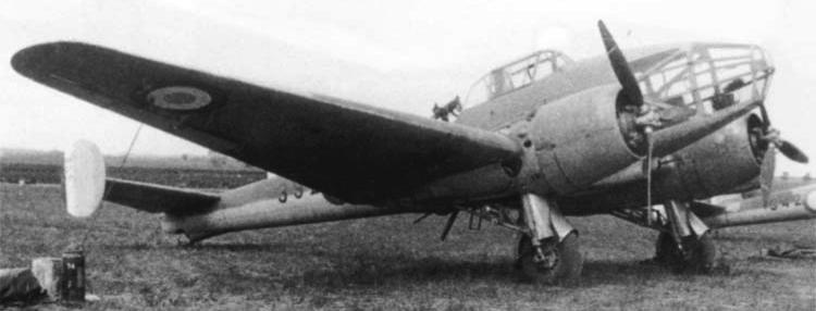 Многоцелевой самолет Potez 63.11
