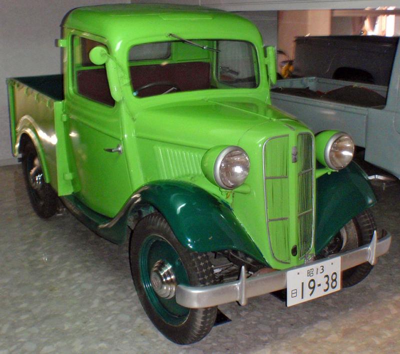 Пикап Datsun 17-Т