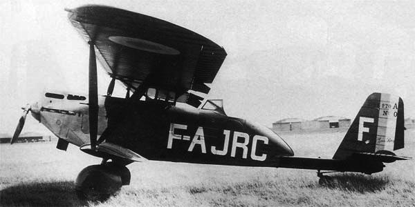 Бомбардировщик Breguet Br.270A2