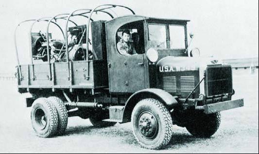 Бортовой грузовик FWD НН-6