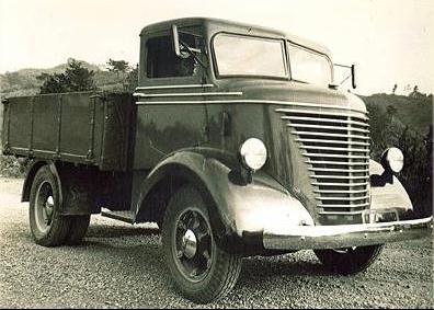 Бортовой грузовик Nissan-80