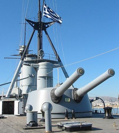 Броненосный крейсер «Averof»
