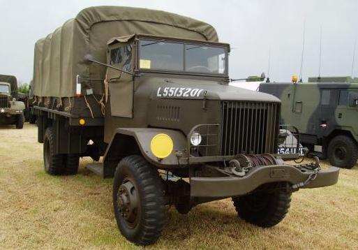 Грузовик FWD HAR-1