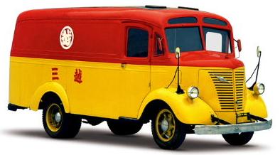 Фургон Nissan-180