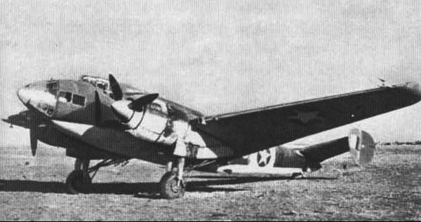 Бомбардировщик LeO 451 B4