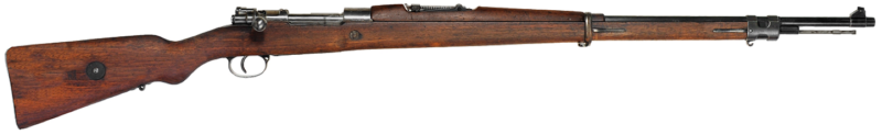 Винтовка Mauser 1908
