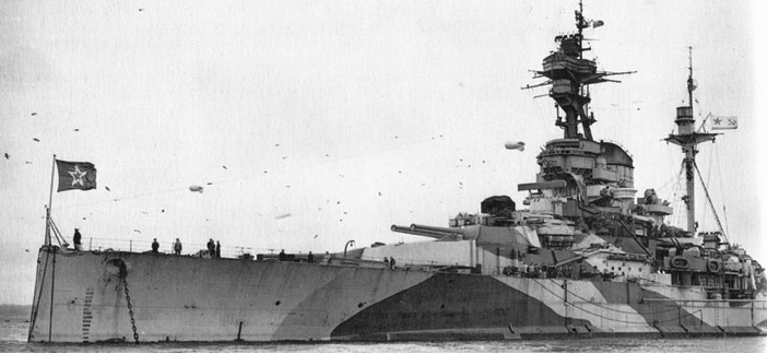 Линейный корабль «Архангельск» (Royal Sovereign)
