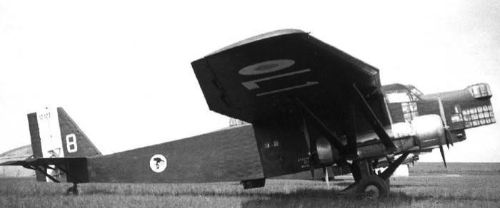 Бомбардировщик Farman F-221