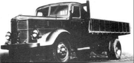 Бортовой грузовик Type 2