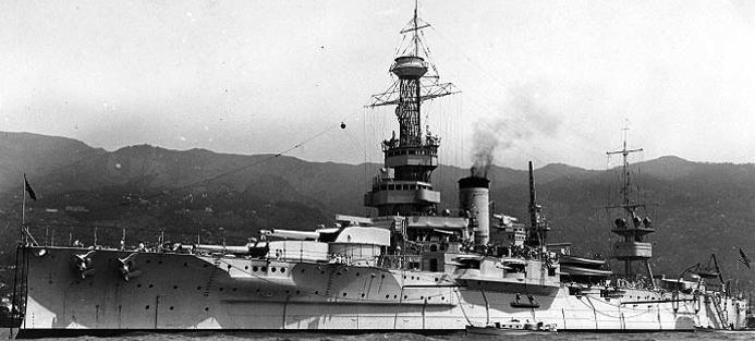 Линейный корабль «Wyoming» (ВВ-32)