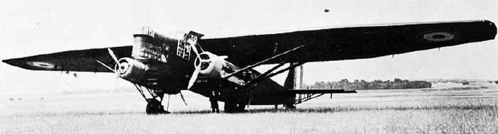 Бомбардировщик Farman F-222