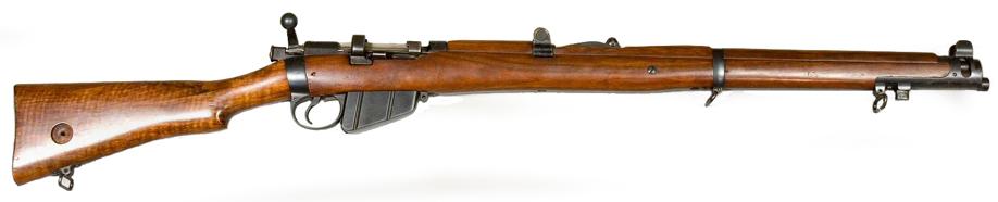 Винтовка Lee-Enfield SMLE №1 Mk-III