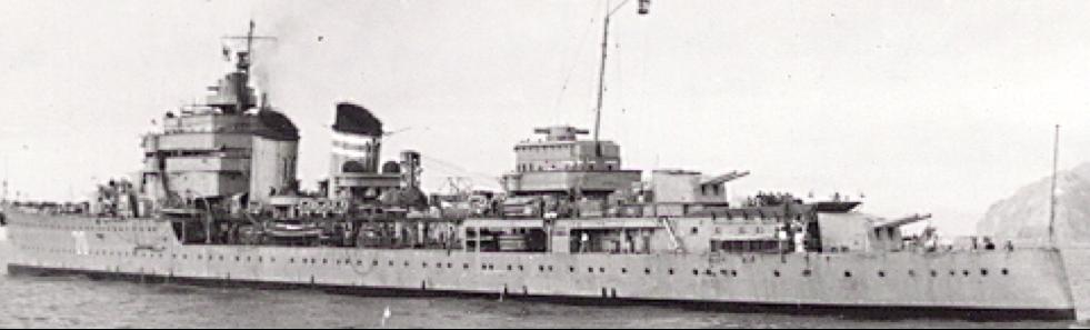 Легкий крейсер «Miguel de Cervantes»