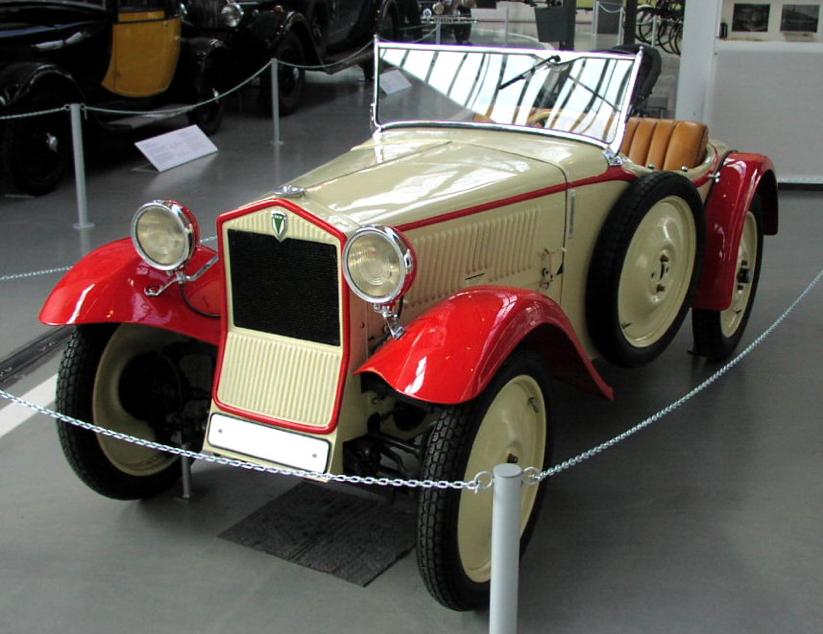 Автомобиль DKW F-1 Roadster