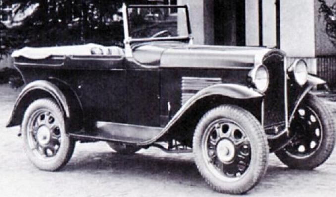Кабриолет Datsun-10