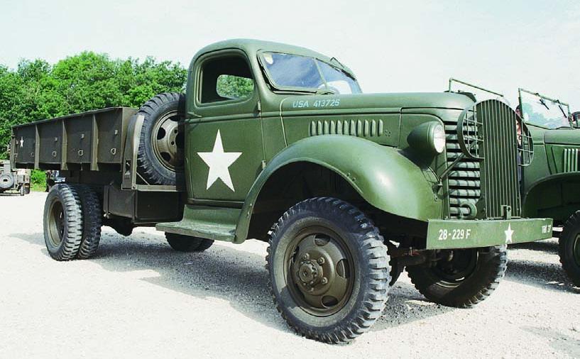 Грузовик GMC ССК-353