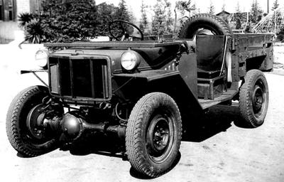 Грузовик АК-10
