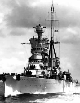 Тяжелый крейсер «Trento»