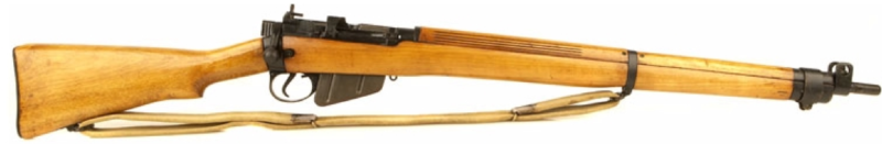 Винтовка SMLE №4 Mk-1