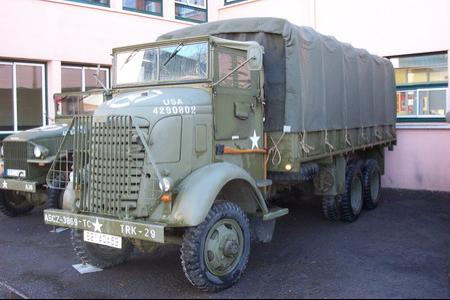 Бортовой грузовик AFKX – 352