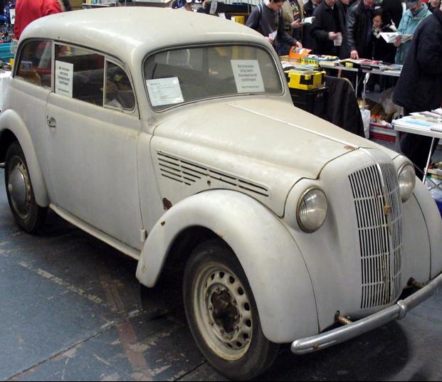 Седан Opel Kadett