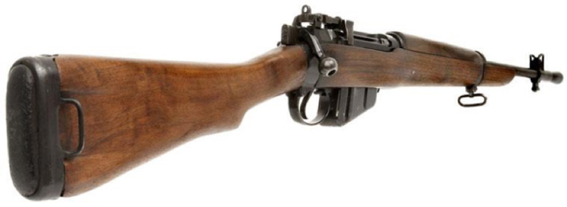 Карабин Lee-Enfield SMLE №5 Mk-1 (Jungle Carbine)