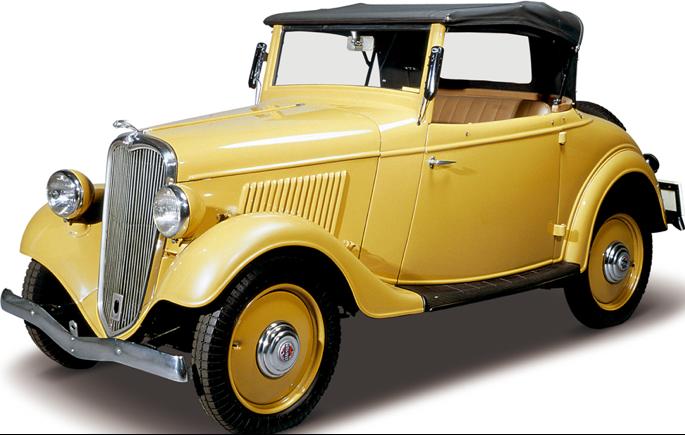 Родстер Datsun (Nissan)Type 14